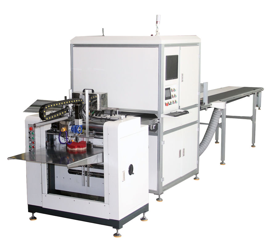 WM-650AP Accurate Positioning Gluing Machine for Making Rigid Jewellery Box